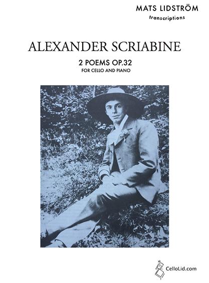 Scriabine 2 Poems